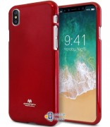 TPU чехол Mercury Jelly Color series для Apple iPhone X (5.8