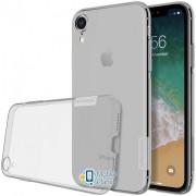 TPU чехол Nillkin Nature Series для Apple iPhone XR (6.1) , цвет серый (прозрачный) (00000026324_1)