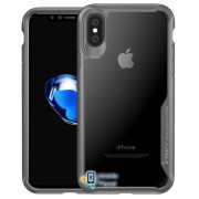 TPU+PC чехол iPaky Luckcool Series для Apple iPhone X (5.8