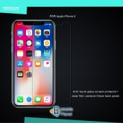 Защитное стекло Nillkin Anti-Explosion Glass (H) для Apple iPhone X (5.8) / XS (5.8