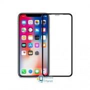 Защитное стекло Nillkin Anti-Explosion Glass Screen (CP+ max 3D) для Apple iPhone XR (6.1) (1 цвет) цвет черное (Бренд Nillkin) (00000026332_1)