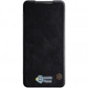 Кожаный чехол (книжка) Nillkin Qin Series для Huawei P30 (Черный) (00000029404_3)