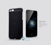 Чехол накладка Nillkin Magic с модулем приема от беспроводного ЗУ для Apple iPhone 7 / 8 (4.7) (2 цвета) цвет черный (Бренд Nillkin) (00000017262_1)