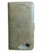 Кожаный чехол-книжка Bird с визитницей и подставкой для Apple iPhone X (5.8