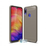 TPU чехол iPaky Slim Series для Xiaomi Redmi Note 7 (Серый) (00000029123_1)