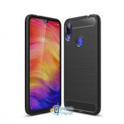 TPU чехол iPaky Slim Series для Xiaomi Redmi Note 7 (Черный) (00000029123_3)