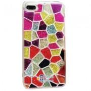 TPU+PC чехол Falabella case для Apple iPhone 7 plus / 8 plus (5.5) (3 цвета) цвет multicolored mosaic (Бренд TPU+PC чехол Liquid) (00000025178_3)