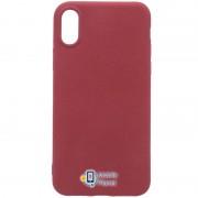 TPU Sandstone Matte case для Apple iPhone XS Max (6.5
