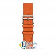 Apple Watch Hermès - 44mm FEurope Epsom Leather Single Tour (MTQA2)