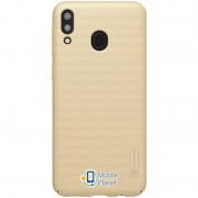 Чехол Nillkin Matte для Samsung Galaxy M20 золотой (00000029409_4)