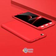 Пластиковая накладка GKK LikGus 360 градусов для Xiaomi Redmi Note 5A / Redmi Y1 Lite красный (00000023987_2)