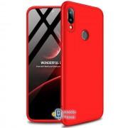 Пластиковая накладка GKK LikGus 360 градусов для Xiaomi Redmi Note 7 / Note 7 Pro / Note 7s красный (00000029901_2)