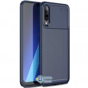 TPU чехол iPaky Kaisy Series для Samsung A505F Galaxy A50 синий (00000029529_2)