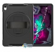 TPU+PC чехол с подставкой и держателем для Apple iPad Pro 12.9