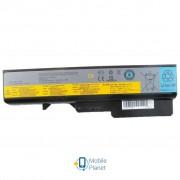 Lenovo IdeaPad G460 57Y6454, 5200mAh, 6cell, 11.1V, Li-ion, черная (A41481)