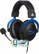 HyperX Cloud Gaming Headset for PS4 Black/Blue (HX-HSCLS-BL/EM)