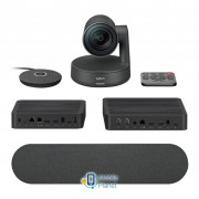 Logitech Rally Plus Ultra-HD Dual Speaker ConferenceCam (960-001224)