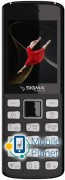 Sigma mobile X-Style 24 Onyx Grey Госком