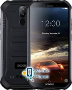 Doogee S40 3/32GB Black Госком