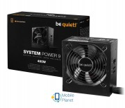 be quiet! System Power 9 400W CM (BN300) EU