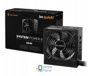 be quiet! System Power 9 500W CM (BN301) EU