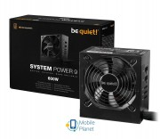 be quiet! System Power 9 600W CM (BN302) EU