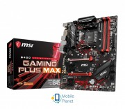 MSI B450 GAMING PLUS MAX EU