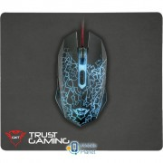 Trust GXT 783 Gaming Mouse & Mouse Pad (22736)