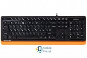 A4Tech FK10 Black/Orange USB