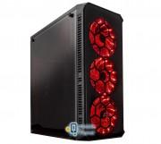 Frime Fusion Red led USB 3.0 без БП (Fusion-U3-315RLF-WP)