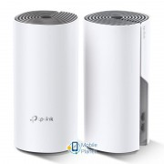 WiFi Mesh система TP-Link Deco E4 2-pack