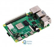 Raspberry Pi 4 model B WiFi DualBand Bluetooth 4GB RAM 1,5GHz (RPI4-MODBP-4GB) EU
