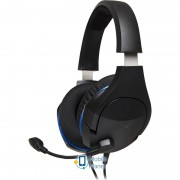 Гарнитура Kingston HyperX Cloud Stinger Core Black/Blue (HX-HSCSC-BK)