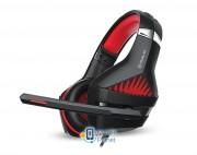Гарнитура REAL-EL GDX-7600 Black/Red (EL124100028)