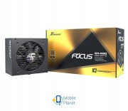 Seasonic Focus GX 550W 80 Plus Gold (FOCUS-GX-550) EU
