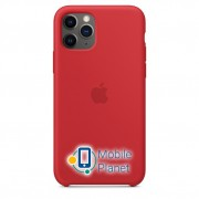 Аксессуар для iPhone Apple Silicon Case (PRODUCT) RED (MWYH2) for 11 PRO