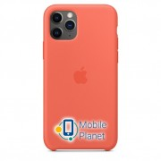 Аксессуар для iPhone Apple Silicon Case Clementine Orange (MWYQ2) for 11 PRO