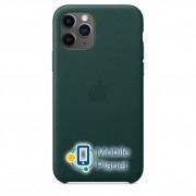 Аксессуар для iPhone Apple Leather Case Forest Green (MWYC2) for 11 Pro