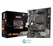MSI B450M-A PRO MAX EU