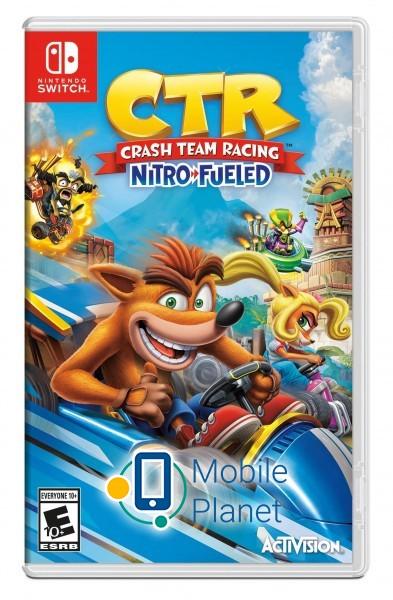 activision Crash Team Racing Nitro-Fueled ENG (NintendoSwitch)