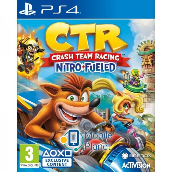 beenox Crash Team Racing (PS4) UA