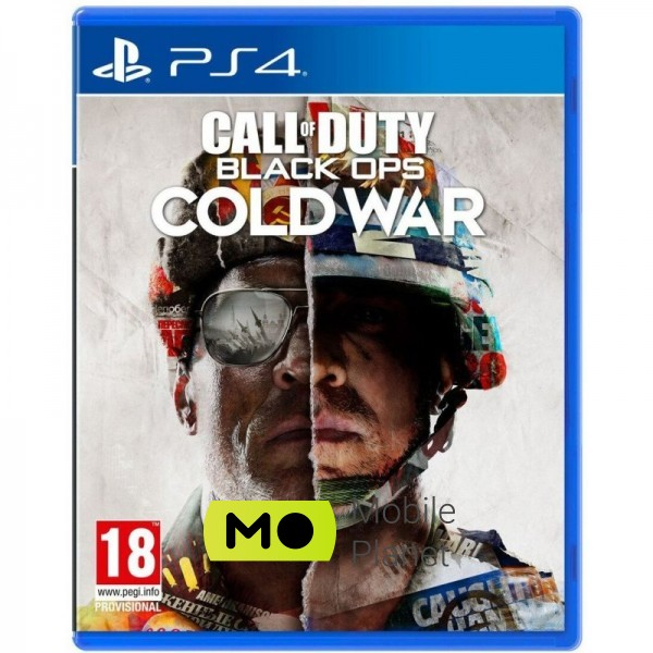 activision Call Of Duty:black Ops Cold War 4 (PS4) UA