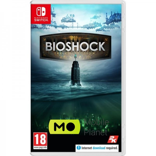 2К BioShock Collection Switch Nintendo Switch ENG