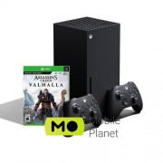 Microsoft Xbox Series X 1TB + Assassin's Creed Valhalla + Wireless Controller Bundle
