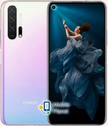 Honor 20 Pro 8/256GB Icelandic Frost Europe