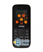 Sigma mobile X-style 17 UPDATE black-orange Госком