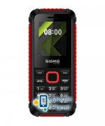 Sigma mobile X-style 18 Track black-red Госком