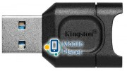 Kingston USB 3.1 microSDHC/SDXC UHS-II Card Reader (MLPM)