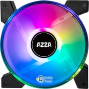 AZZA 1 X PRISMA DIGITAL RGB FAN 140mm (FFAZ-14DRGB-011)