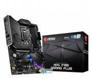 MSI MPG Z490 GAMING PLUS EU